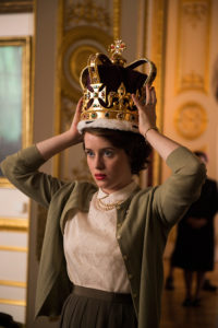 """Claire Foy in """"The Crown"""""""