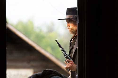 Hell On Wheels Anson Mount