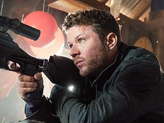 Ryan Phillippe in Shooter on USA Network