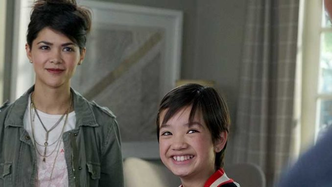 Andi Mack series on Disney