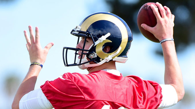 Hard Knocks: Training Camp With the Los Angeles Rams