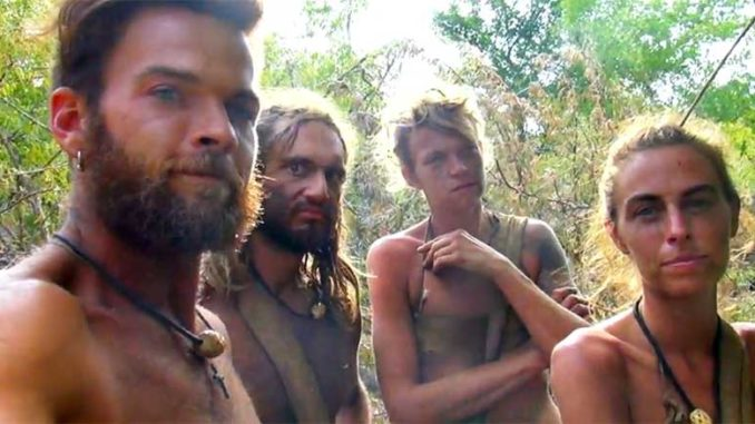 Naked and Afraid XL Reunion