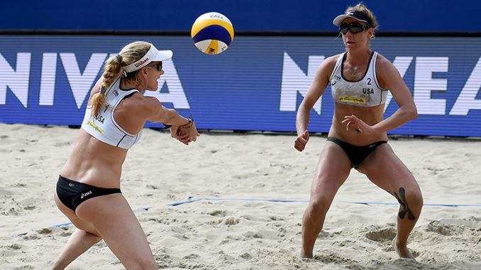 Olympic Women's Beach Volleyball