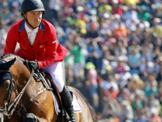 Olympics Show Jumping