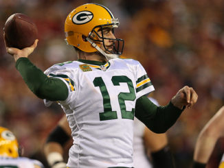 Aaron Rodgers, Green Bay Packers
