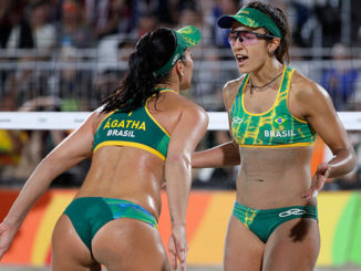Rio Women's Beach Volleyball Final