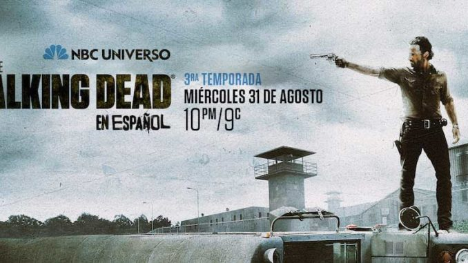 Walking Dead en Espanol