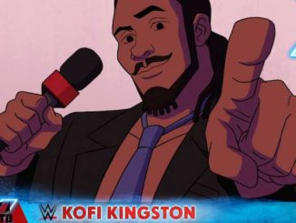Kofi Kingston Scooby Doo