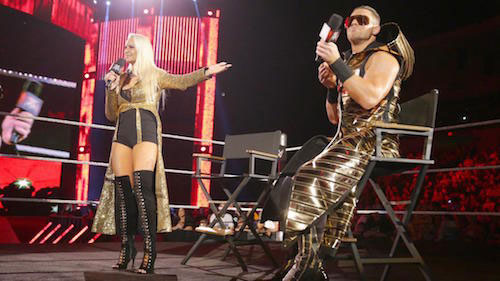 The Miz and Marys