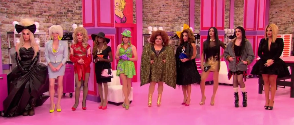 RuPaul's Drag Race All Stars season 2 ep 1 cast