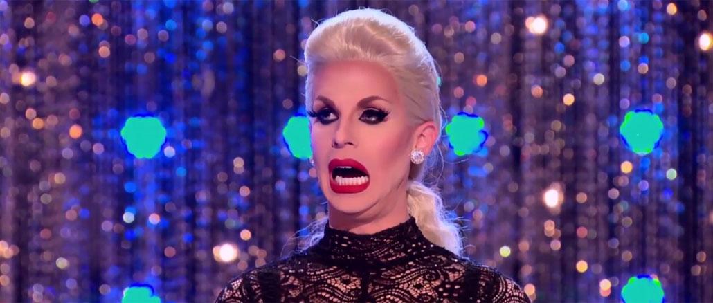 RuPaul's Drag Race All Stars season 2 ep 1 Katya react