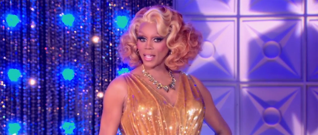 RuPaul's Drag Race All Stars season 2 ep 1 RuPaul