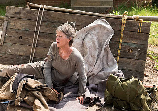 The Walking Dead Season 7 Carol