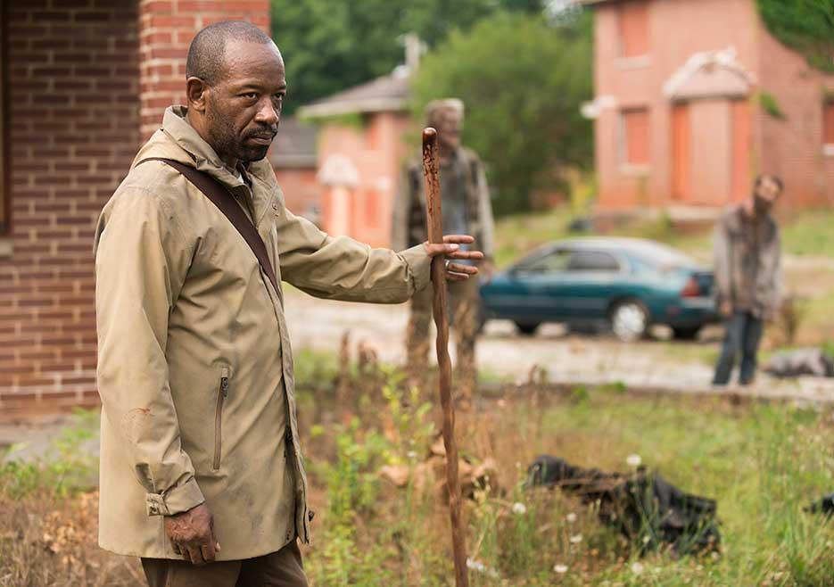 The Walking Dead Season 7 Morgan