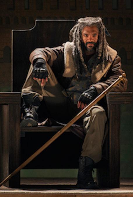 Walking Dead Season 7 Ezekiel