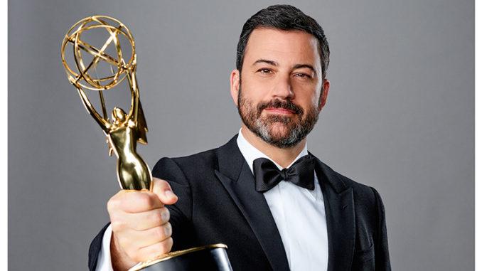 2016 Emmys Jimmy Kimmel