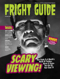 Fright Guide 2016 cover