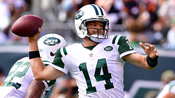 Ryan Fitzpatrick New York Jets