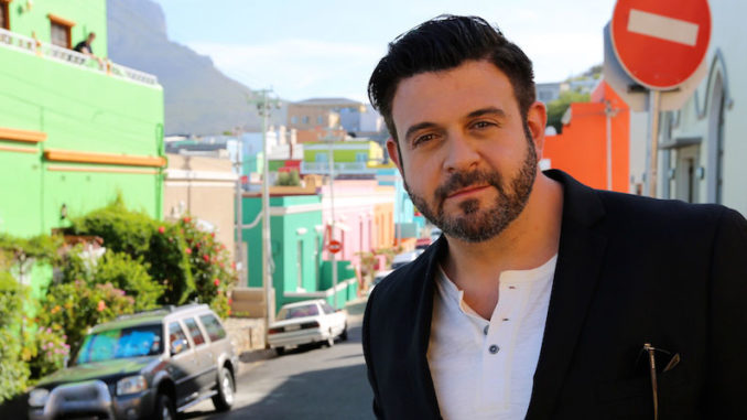Adam Richman Secret Eats Cape Town