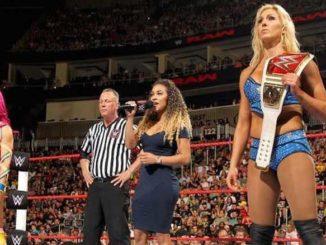 Sasha Banks and Charlotte Banks