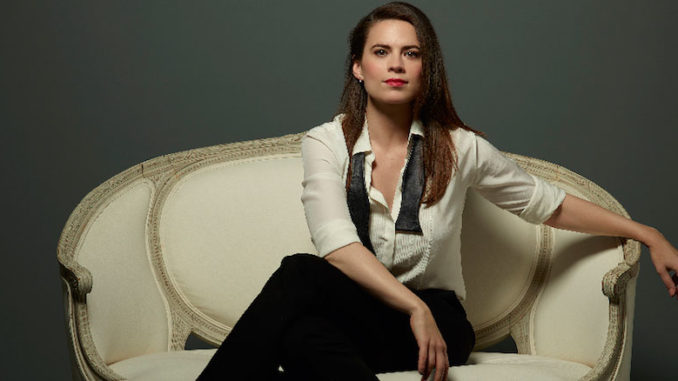 Hayley Atwell Conviction ABC