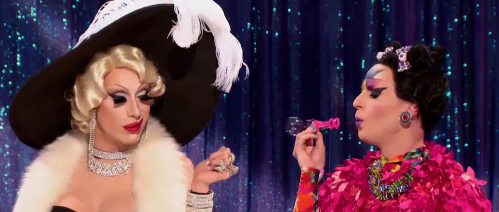 RuPaul's Drag Race All Stars season 2 episode 2 Alaska & Katya