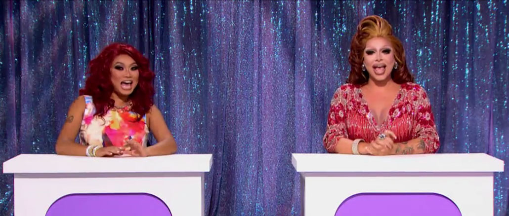 RuPaul's Drag Race All Stars season 2 episode 2 Jujubee & Raven