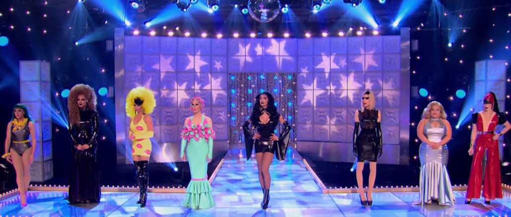 RuPaul's Drag Race All Stars season 2 episode 2 Snatch Game cast