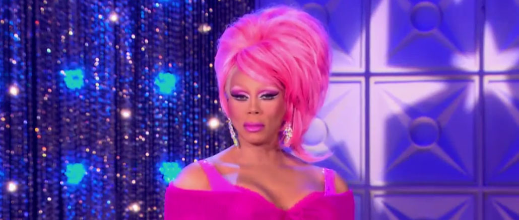 RuPaul's Drag Race All Stars season 2 episode 2 RuPaul in drag