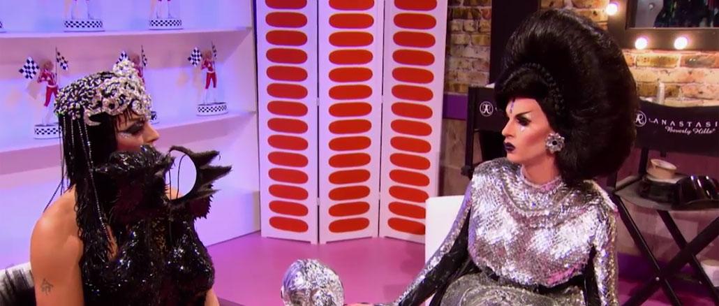 RuPaul's Drag Race All Stars season 2 episode 3 Alyssa & Katya