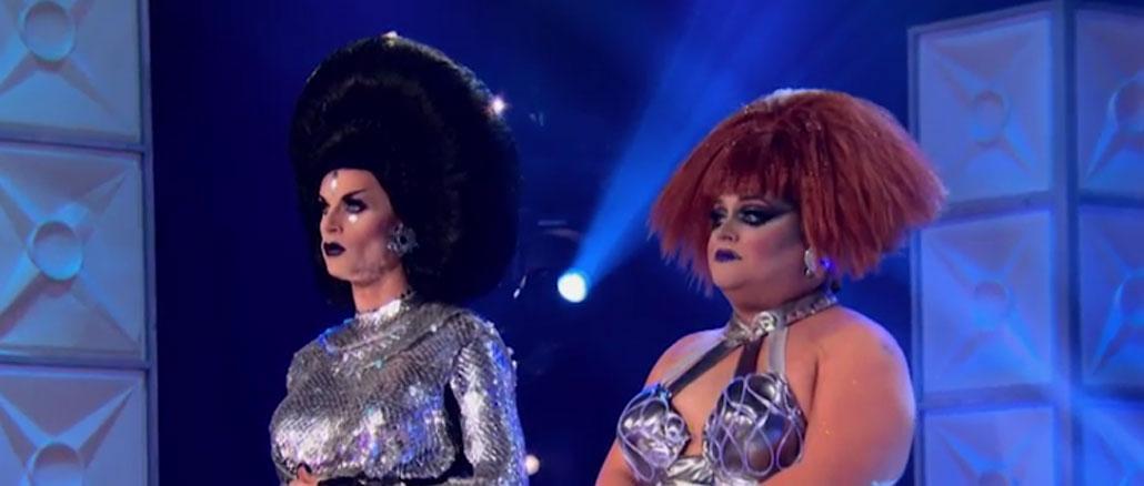 RuPaul's Drag Race All Stars season 2 episode 3 Ginger & Katya