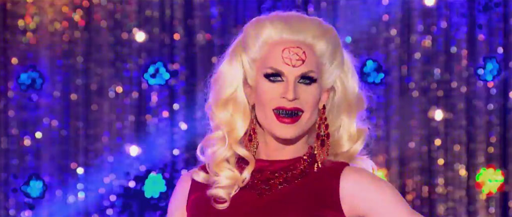 RuPaul's Drag Race All Stars season 2 Drag Movie Shequels episode 4 Katya post reveal