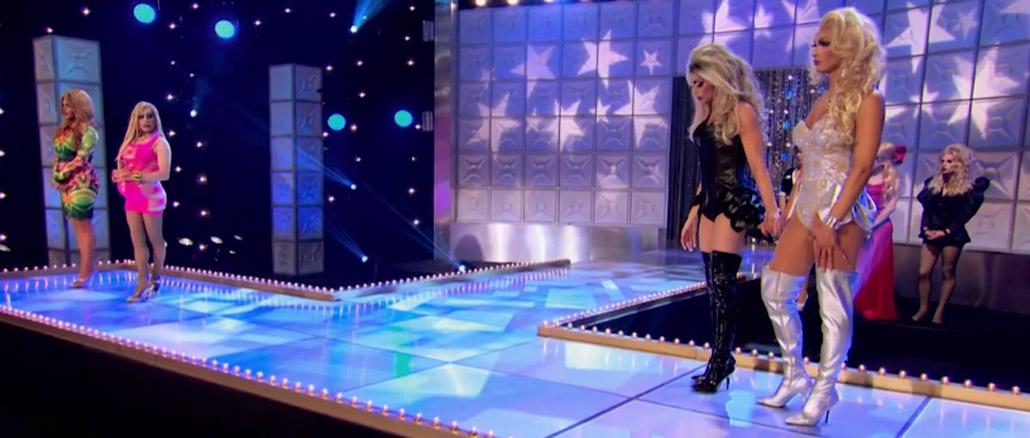 RuPaul's Drag Race All Stars season 2 revenge of the queens elimination