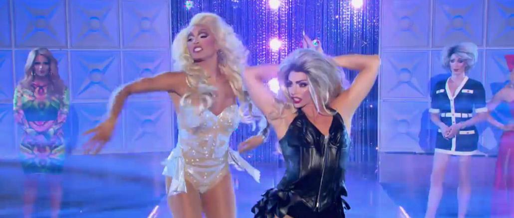 RuPaul's Drag Race All Stars season 2 revenge of the queens lip sync