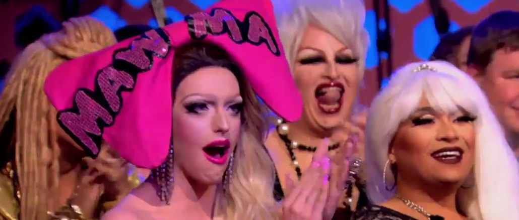 RuPaul's Drag Race All Stars season 2 revenge of the queens queens