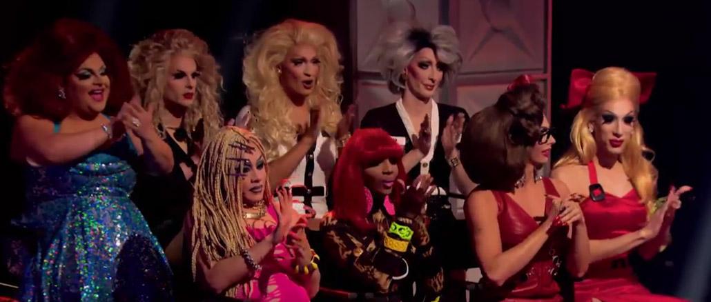 RuPaul's Drag Race All Stars season 2 revenge of the queens contestant queens
