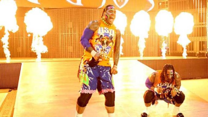 Usos Smackdown Live
