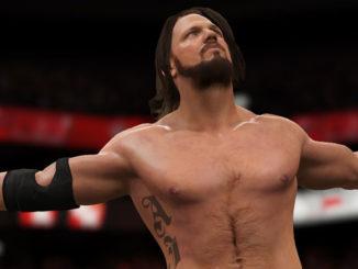 AJ Styles 2K17