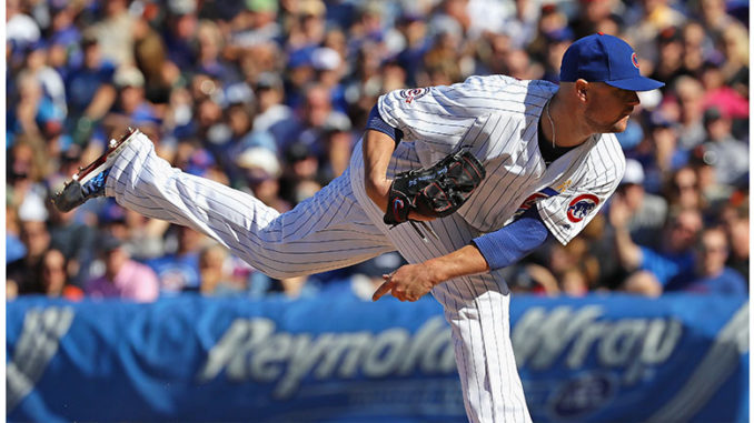 Jon Lester, Chicago Cubs