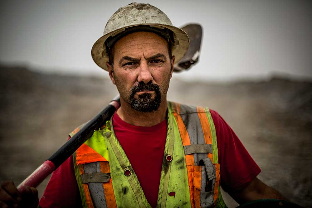 Dave Turin on Gold Rush Season 7