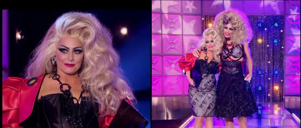 RuPaul's Drag Race All Stars season 2 episode 7 Alyssa's sister makeover