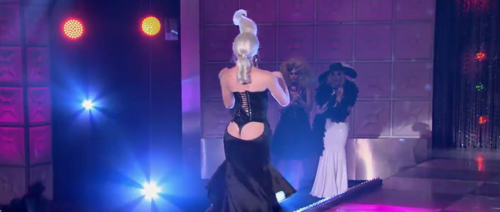 RuPaul's Drag Race All Stars season 2 episode 7 Detox in the lip sync