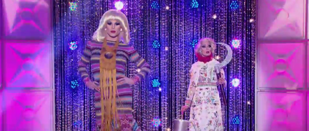 RuPaul's Drag Race All Stars season 2 episode 7 Katya's mom makeover