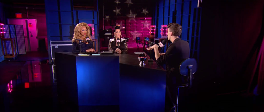 RuPaul's Drag Race All Stars season 2 finale Alaska podcast