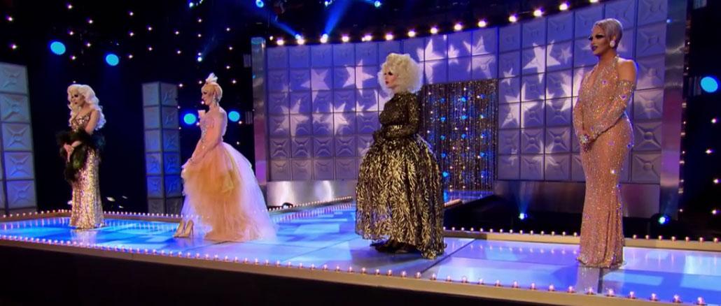 RuPaul's Drag Race All Stars season 2 finale final four