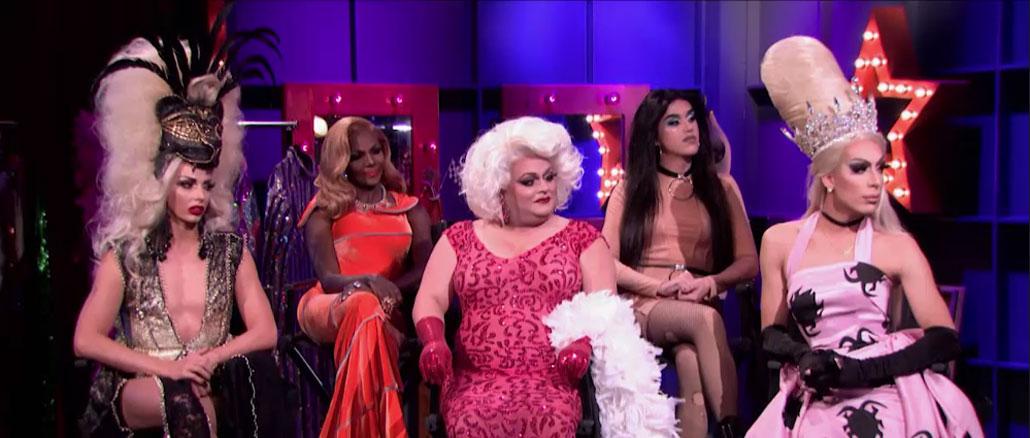 RuPauls Drag Race All Stars Season 2 Reunion Cast