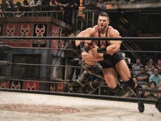 Cage Lucha Underground