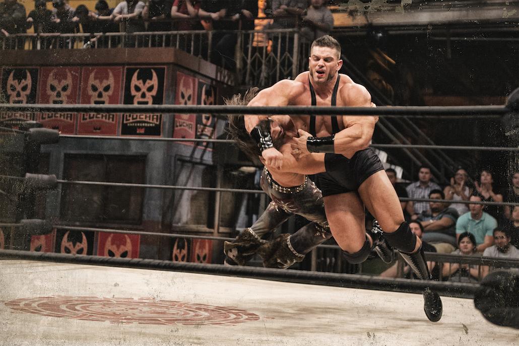 Lucha Underground Star Cage On Why He Is Pro Wrestling S True Machine