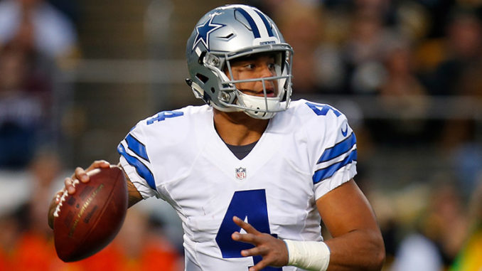 Dallas Cowboys, Dak Prescott