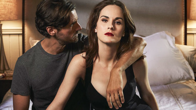 Good Behavior TNT Michelle Dockery